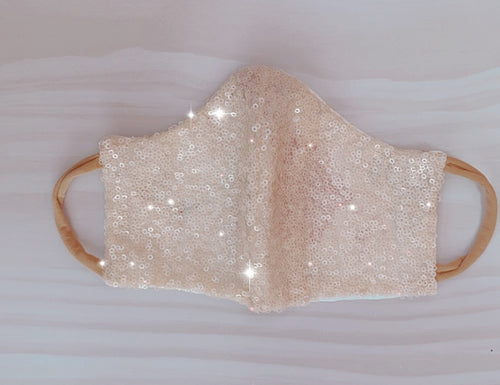 Sparkle Face Mask - LUXE + RO