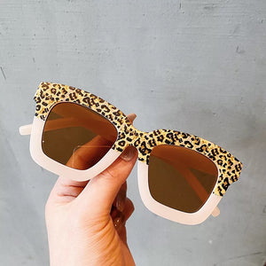 Vintage Square Children's Sunnies - LUXE + RO