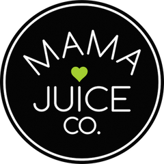 Mama Juice Co. Logo (Organic Cold-Pressed Juice)