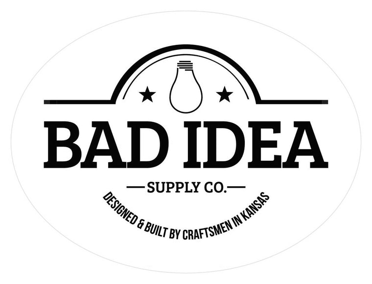 Sticker - Bad Idea Supply