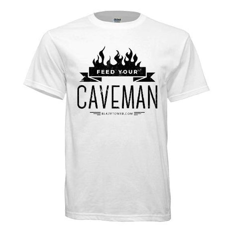 Feed Your Caveman T-Shirt
