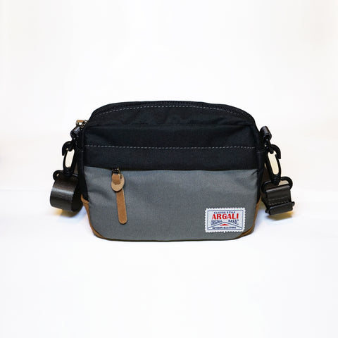 Lynx Waist Bag BLACK x DARK GREY