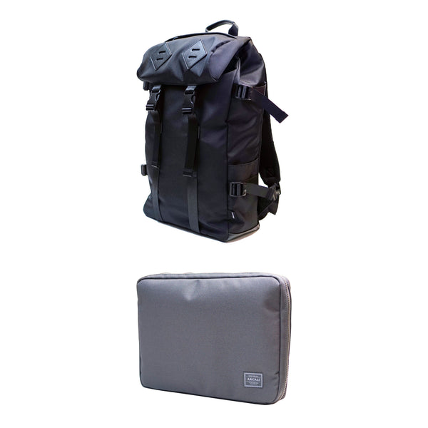 Panther Backpack + Dhole Laptop Case