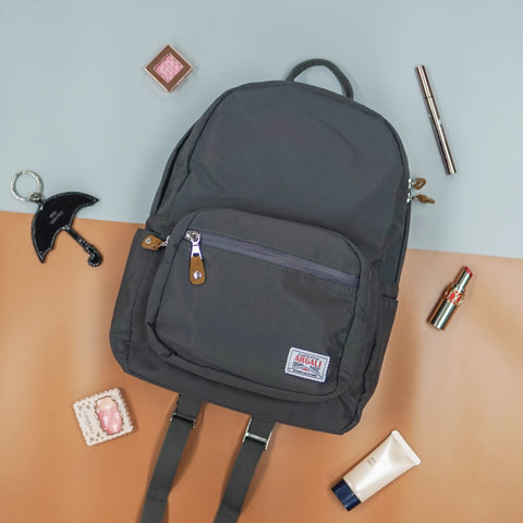 Ferret Backpack Small CHARCOAL GREY