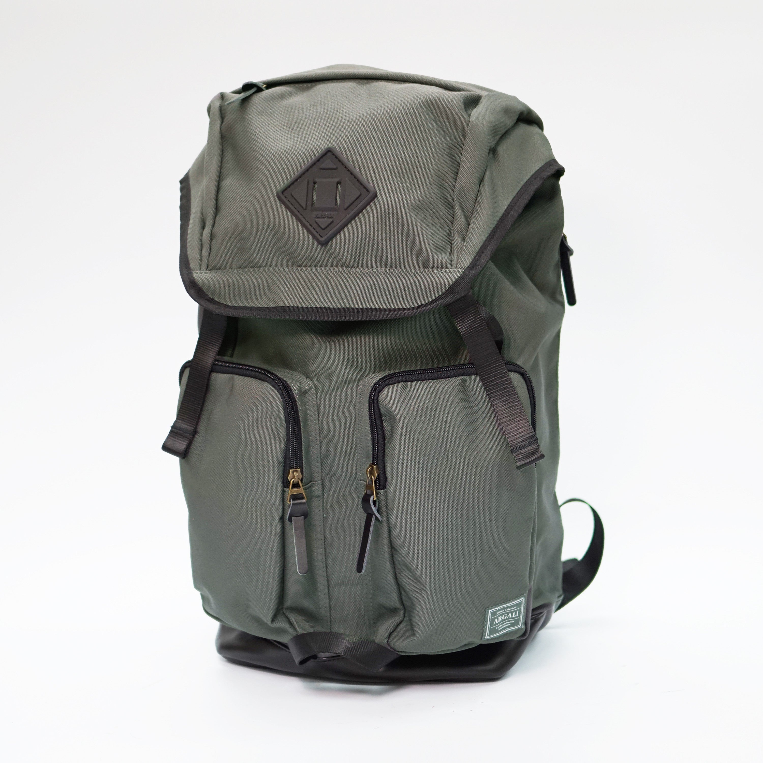 Racoon Backpack CELADON