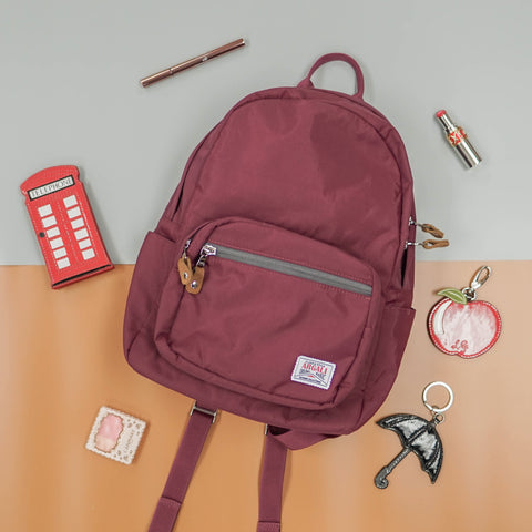 Ferret Backpack Small BURGUNDY