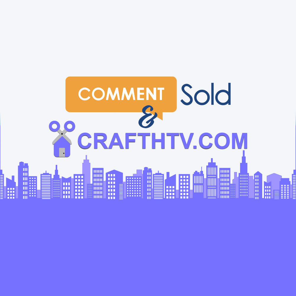 Comment Sold - CraftHTV
