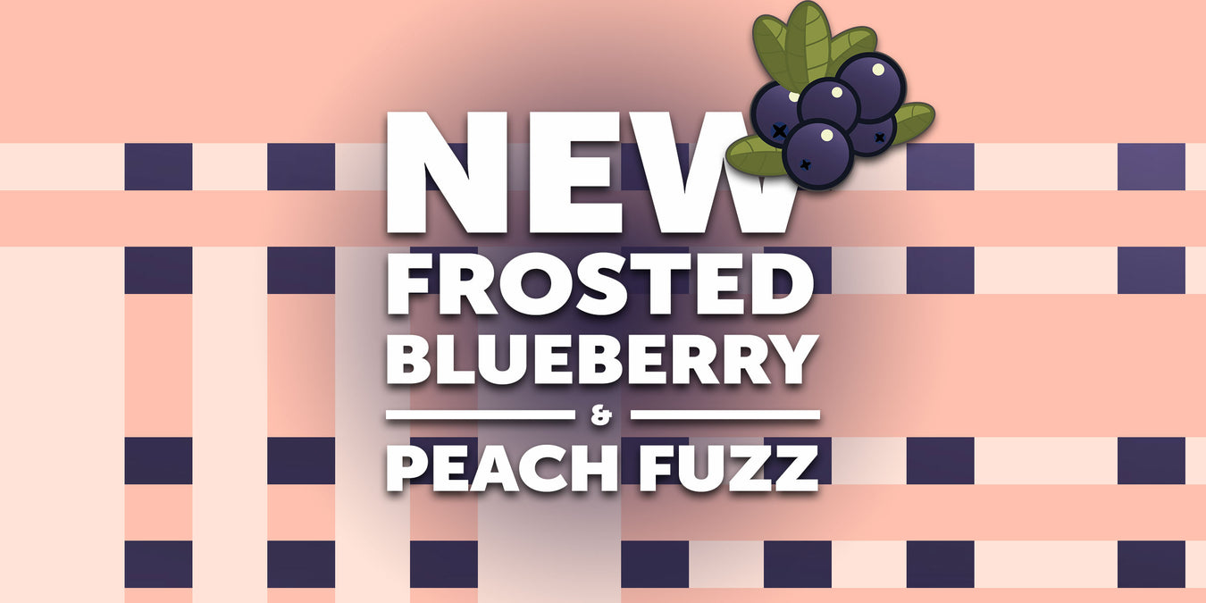 Siser Easyweed Frosted Blueberry and Peach Fuzz Colors - CraftHTV