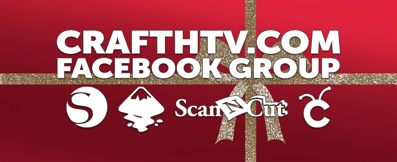 CraftHTV Facebook Group - Crafthtv