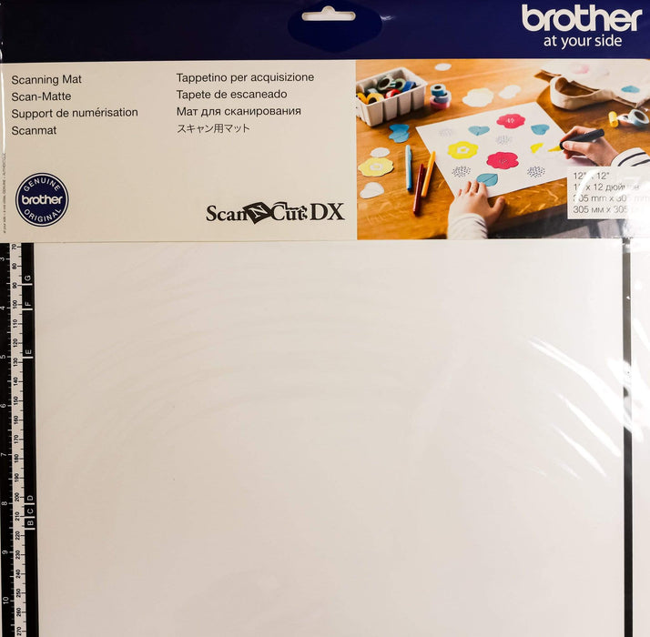 "Brother USA Equipment Brother USA 12"" X 12"" Scanning Mat"