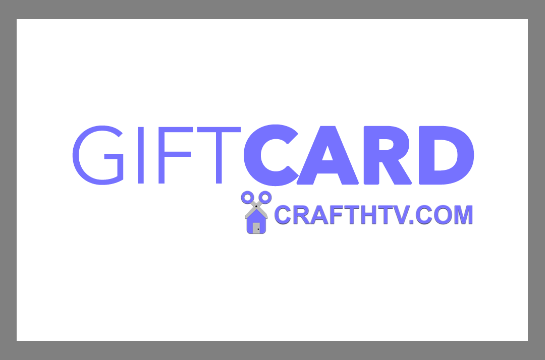 CraftHTV.com Gift Card CraftHTV.com Gift Card