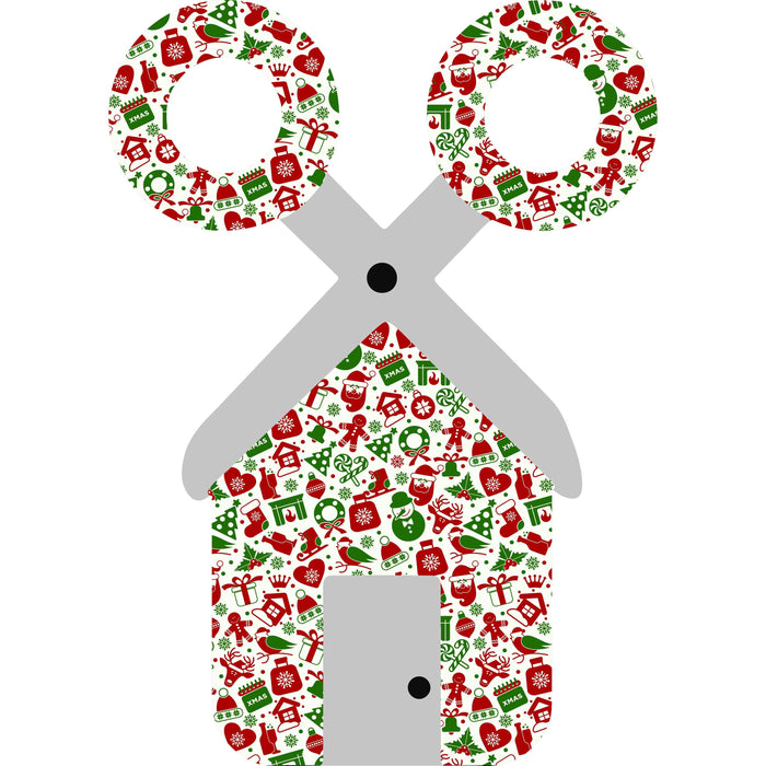CraftHTV.com Vinyl Fairy Tale Christmas Iconic Pattern - 1017