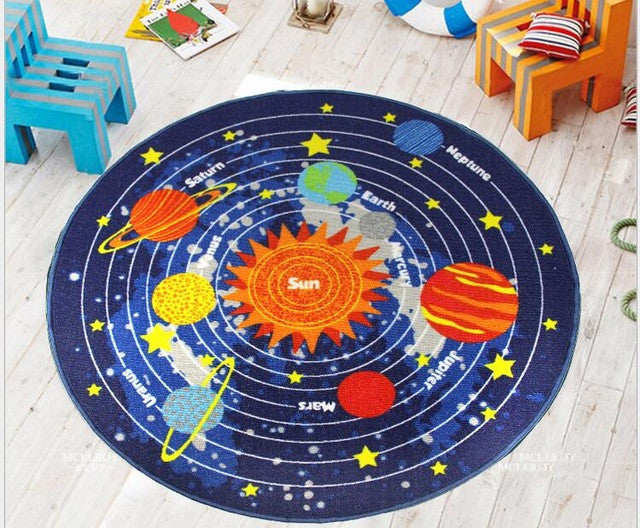 Sun Star Carpets For Children
