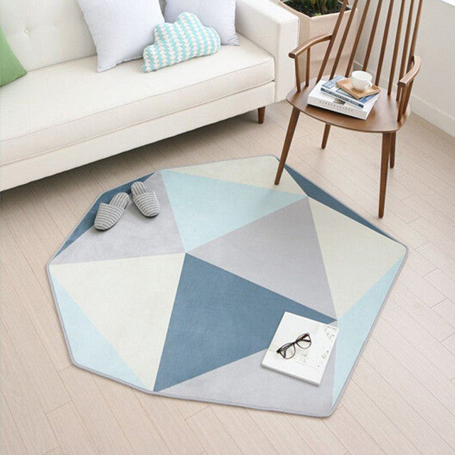 Special Shaped Thicken Carpet