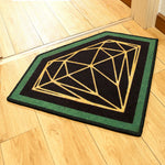 Diamond Appearance Anti Skid Doormat