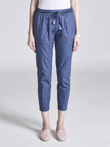 CHURU - ORGANIC COTTON DRAWSTRING PANTS