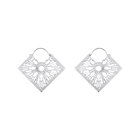 CELOSIA SQUARE EARRINGS