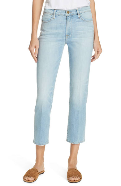 FRAME LE HIGH JEANS in Dovetail