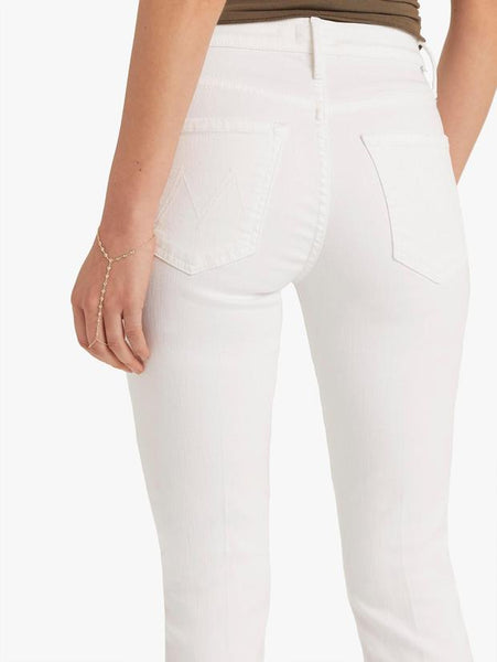 Mother Dazzler ankle jean