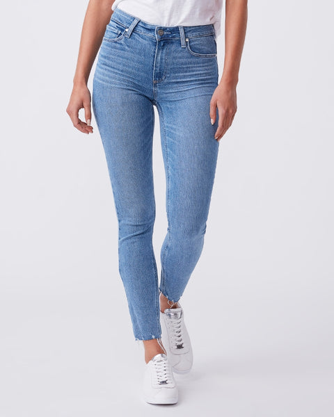 Paige Hoxton Ankle Jean in Headliner