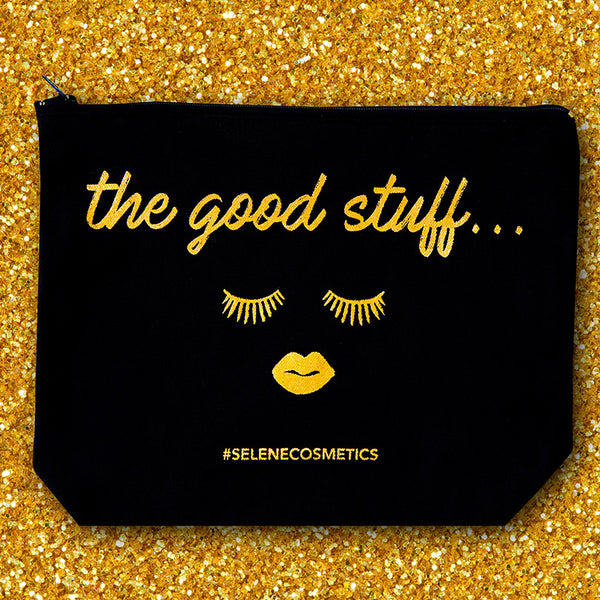 Makeup Bag - The Good Stuff