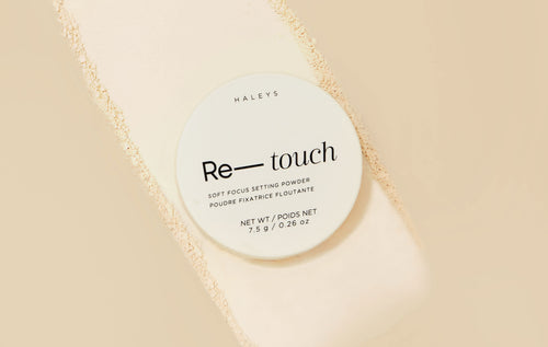 Re-touch Soft Focus Setting Powder