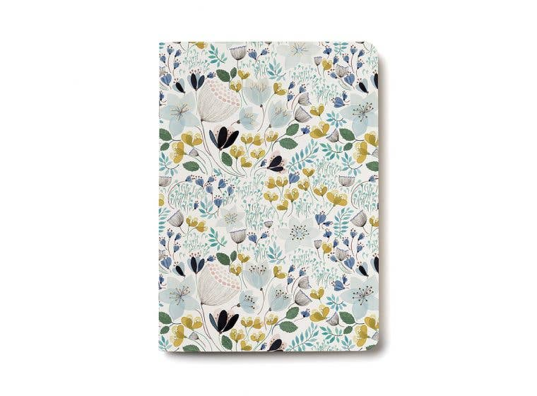 April Bouquet Notebook