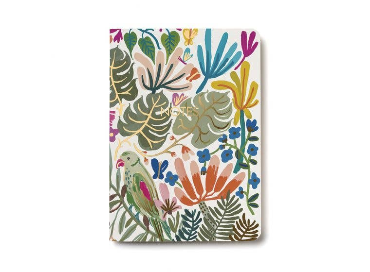 Tropical Jungle Notebook