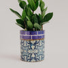 Barcelona Planter— Royal Blue