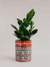 Barcelona Planter—Red
