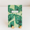 Spotted Leaf Notebook