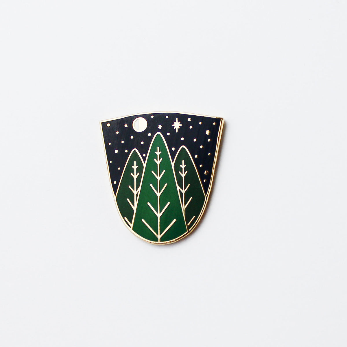 Hemleva Starry Night Pin