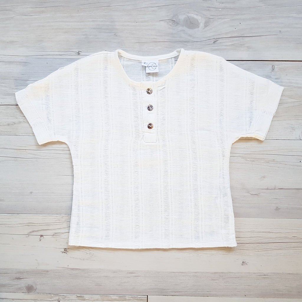 Ember Blouse - Ivory WAS $65