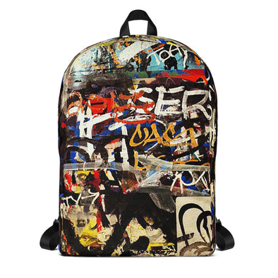MC::Name Tag Backpack