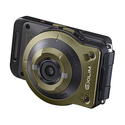 "100% Original Casio EX-FR10 2.0"" LCD 14MP Separable Action Camera 21mm Super Wide-angle F2.8 WiFi BT Sports Camera"