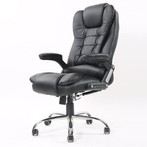 Luxury Modern Fashion Swivel Boss Chair Rotary Lifting Ergonomic Office Chairs Thicken Backrest Leisure Lying Computer Chair