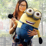 T0256 Eltra-Soft Big Size 45CM Despicable ME Movie Plush Toy Stuffed Animal Doll Bolster Minion Jorge Stewart Dave