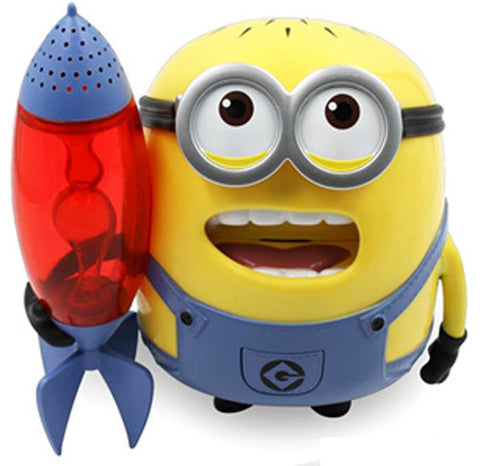 Despicable Me Singing Minion With Star Light Projection 22*15*20 cm Boxed Action figure collection model toy