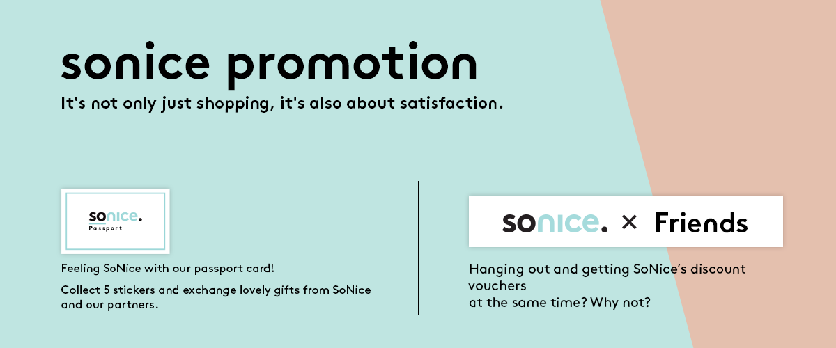 sonice promotion