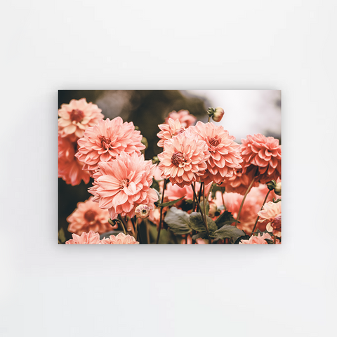Lovely Flowers Canvas