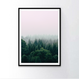 Forest In The Mist Frame