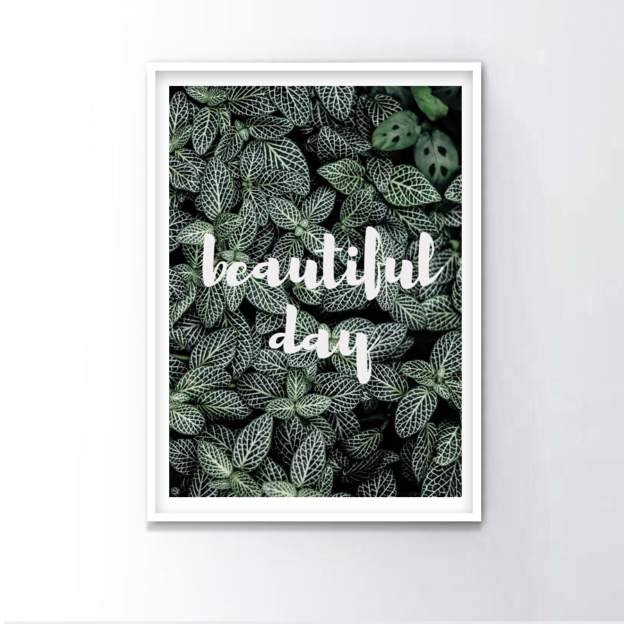 Beautiful Day Frame
