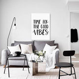 Good Vibes Canvas
