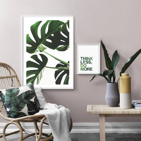 More Green - Set of multiple art prints