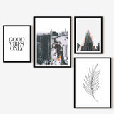 Sai Gon Urban Vibes - Set of multiple art prints
