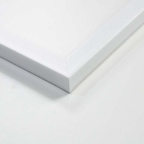 White Composite Frame
