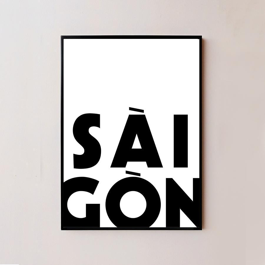 This is Saigon Frame