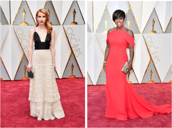 Green is the new Black, Eco-fashion Graces The Oscars Red Carpet
