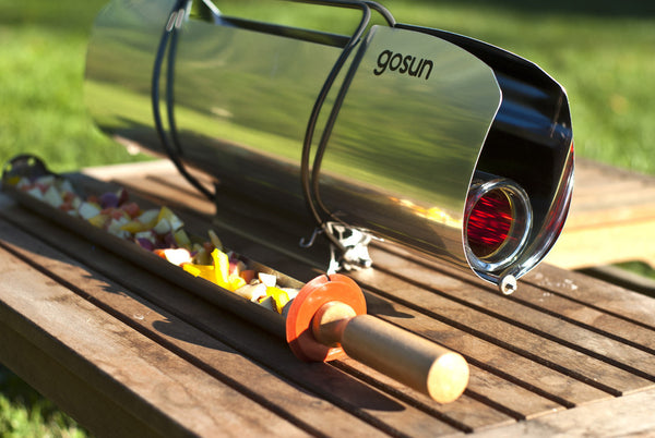 Sustainable Finds: GoSun Stove