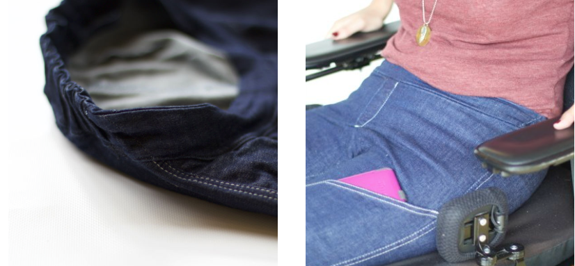 Sustainable Finds: Alter Ur Ego - Adaptable Wheelchair Fashion